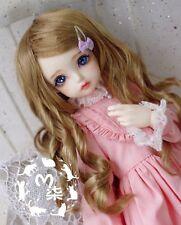 1 6 6-7 Dal Msd BJD YOSD Wig LUTS DOC BB supper Dollfie Doll Barbie Toy wigs