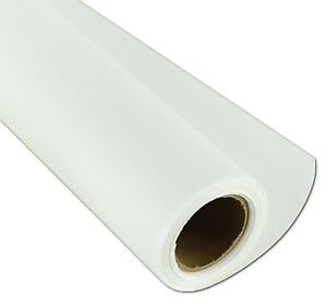 White Sketch Tracing Paper 18In X 50Yd Roll