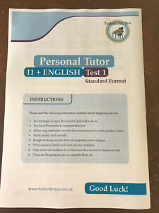 10x  ENGLISH 11+ ELEVEN PLUS TEST EXAM PAPERS BOOKS IDEAL CEM / GL / BOND