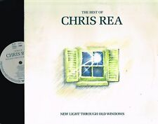 CHRIS REA New Light Through Old Windows LP + Inner WEA Germany WX200 243 841-1