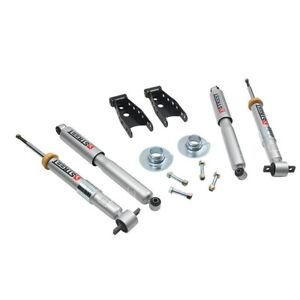 Belltech Lowering Kit for 07-13 Chevy Silverado / Sierra 2/3 Drop w/SP Shocks