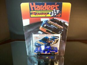 Ward Burton #2 Hardee's Restaurants 1993 Buick Regal 50,000 Made 1:64