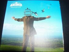 The Answer New Horizon – German 13 Track CD - New