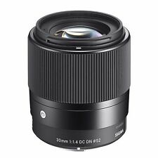 Sigma 30mm f/1.4 DC DN Contemporary Lens (for Sony E) *NEW* *IN STOCK*