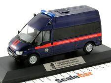 FORD Transit Russian Federal Police Crime Scene Investigation IXO Models VVM115