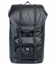 $165 Steve Madden MENS BLACK Utility BRIEFCASE BACKPACK WORK BAG SCHOOL BOOKBAG