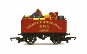 Hornby R60015 Christmas Wagon 2021 OO Gauge