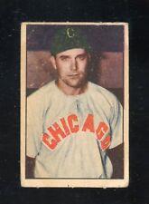 1952 Berk Ross   Eddie Robinson   White Sox    LOOK !!