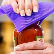 3pcs Silicon résistance à la chaleur antidérapantes cuisine mieux éponge de nettoyage dishwashable