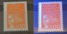 Variété sur n° 3089 neuf **. Type 1. Bande de phosphore à gauche. TB.