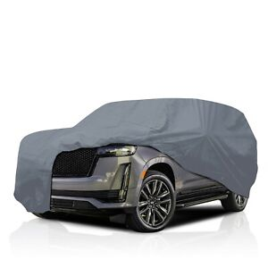 [CSC] 5 Layer SUV Full Car Cover for Cadillac Escalade 2013-2016 UV Protection