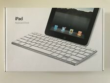 OFFICIAL GENUINE APPLE IPAD KEYBOARD DOCK MODEL A1359 BOXED NEW AUS STOCK