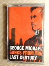 GEORGE MICHAEL  -  SONGS FROM THE LAST CENTURY  -  MC  NUOVA E SIGILLATA