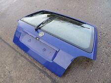 VW GOLF 3 Heckklappe hinten Klappe komplett LD5D BLAU GT GTI VR6 16V