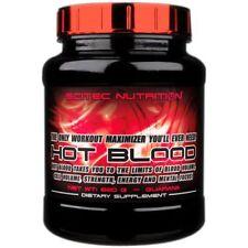 Creatinas Hot Blood 3.0 de Scitec Nutrition naranja sanguina 820 G