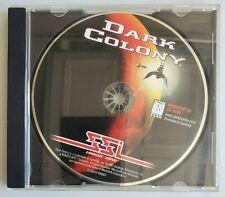 New listing DARK COLONY (SSI & GameTek, 1997) for Windows 95 PC CD-ROM, Space Sci-Fi RTS