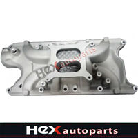 Small Block Intake Manifold Dual Plane for Ford 289 302 260 Aluminum