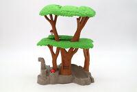 2011 Nintendo Jakks Pacific Pokemon Unova Area Region Playset Tree Only