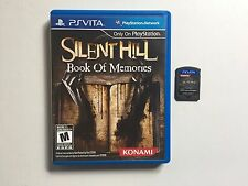 Silent Hill Book of Memories - PCSE - Sony Playstation PS Vita - Fast Post