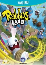 Rabbids Land (Nintendo Wii U) - Game  P6VG The Cheap Fast Free Post