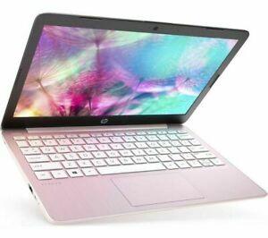 "HP Stream 11.6"" Laptop,32GB eMMC,Intel Celeron N4020,1.1GHz, 2GB RAM 11-ak0508na"