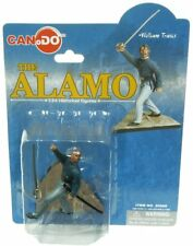 DRAGON CANDO Toy Soldier 1/24 Scale Painted The Alamo William Travis Figure