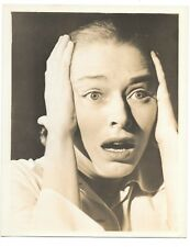 "Eleanor Parker ""Lizzie"" 1957 still photo heavy linen 8""x10"""