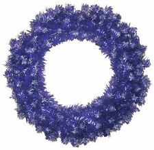 Minnesota Vikings  Premium 2FT Wreath, Team Colored Artificial Wreath NFL