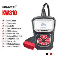 Car Diagnostic Scanner OBD2 OBDII Fault Code Reader Erase Engine Check Tester