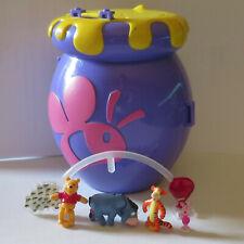 Polly Pocket DISNEY  Winnie the Pooh Playset Hunny Pot Honigtopf