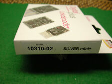 LENZ Art.Nr. 10310-02 Siver mini+ Decoder (N-Scale) Digital Plus NEW IN MFG BOX