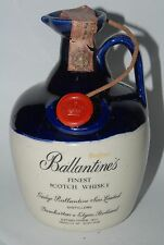 WHISKY BALLANTINES DECANTER  FINEST BLENDED SCOTCH WHISKY AÑOS 70 75cl..
