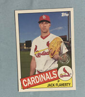 2020 Topps Series 2 1985  #85TB-43 Jack Flaherty - St. Louis Cardinals