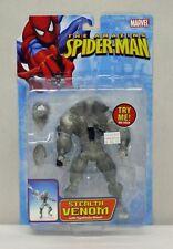 Amazing Spider-Man Series 18 Stealth Venom ToyBiz NIP 2006 4+ 7 inch S174-2
