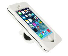 iPhone 5 5S Weiß Fahrradhalterung Fahrrad Halter Bike Navigation Handy LCD