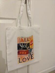 The Beatles All You Need Is Love Bag
