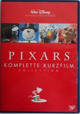 Disney DVD Pixars komplette Kurzfilm Collection + viele Extras 51 Min. (2007)