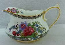 PARAGON china TREE OF KASHMIR Scalloped Creamer, Cream Pitcher or Jug - 2-5/8""