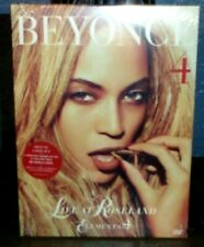 BEYONCE 4 LIVE AT ROSELAND NEW 2DVD SET  LOVE ON TOP RUN THE WORLD CRAZY IN LOVE
