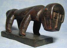 FETICHE BAOULE ART PREMIER AFRICAIN ANCIEN STATUETTE  AFRICAINE AFRICAN AFRIQUE