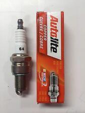1-Ea. New Autolite 64 Spark Plug
