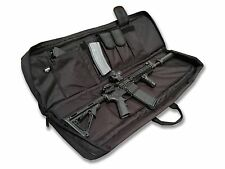 36x12 Discreet Tactical Rifle/Shotgun/Gun Carrying Soft Case | Black