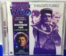 Doctor Who The Nightmare Fair Cd Lost Stories Full Cast Audio Drama ColinBaker