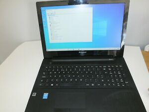 "Core i3 5th gen Lenovo g50 - 80 120gb ssd 8gb ram windows 10 15.6"" Laptop"