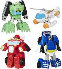 Playskool Heroes Transformers Rescue Bots CHASE - GENUINE - Local Seller