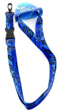 Office Lot Of 8 MY ID Lanyard Adjustable Length Holds Badge Whistle Keys Cards