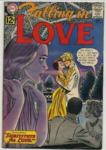 Falling In Love 53 Tough DC Romance