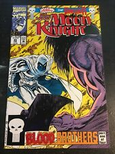Marc Spector,Moon Knight#35 Incredible Condition 9.4(1992) Punisher App!!