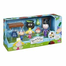 New Ben & Holly's Little Kingdom Magic Class Playset