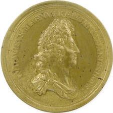 King Louis XIV, 1689 by Henri Roussel James II received